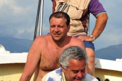 Bootsausflug auf dem Golf von Sapri: Rückweg