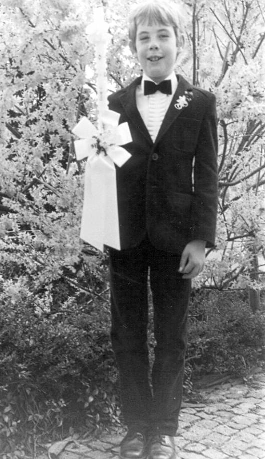 Erstkommunion 1982