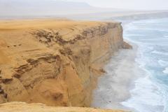 Küstenwüste im Paracas Nationalpark