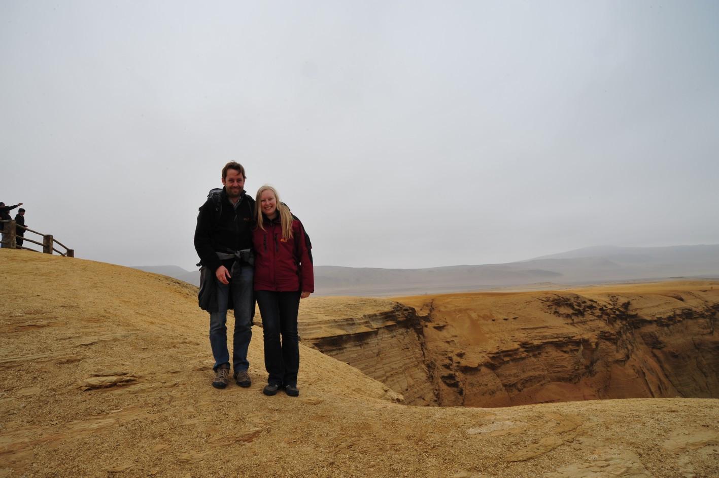 2010 Perureise - Paracas Halbinsel