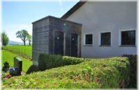 Aussegnungshalle Randegg bekommt Sanitäranbau