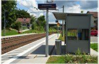 Rund um erneuert: der Bietinger Bahnhof