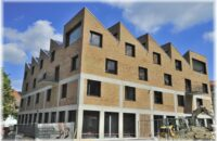 Brigg: Das neue Wohn- und Geschäftshaus der COWA entsteht in der Ortsmitte
