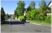 Straßenbaumaßnahme – Sanierung der Gartenstraße