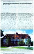 Erste Seite der Publikation über die Hebelschule