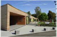 Der neue fünfgruppige katholische Kindergarten