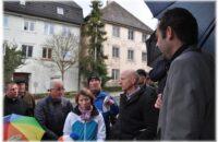 Straßenlärm bewegt die Bürgerinnen und Bürger