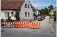 Baustelle Margrafenstraße