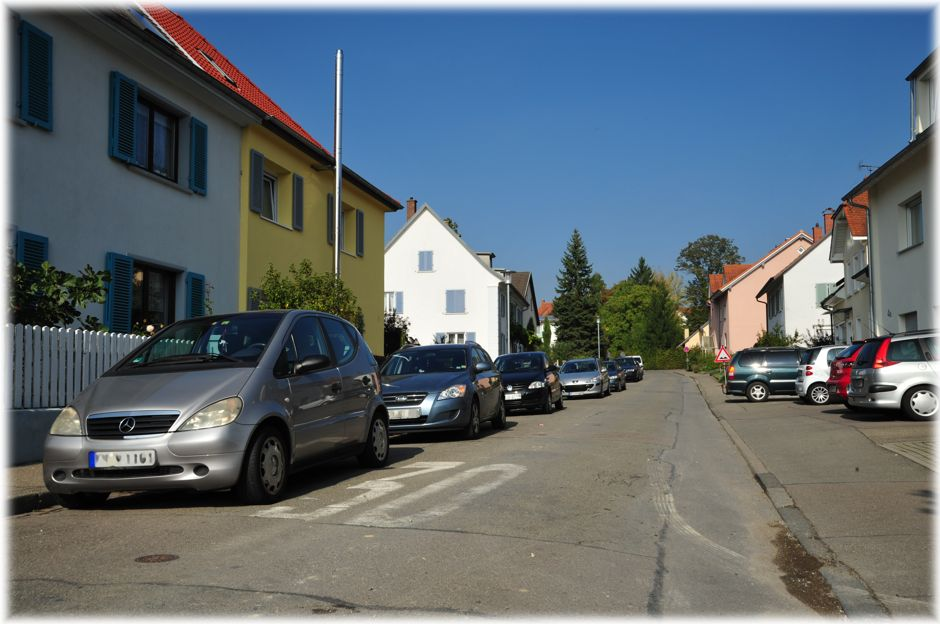 Ausbau der Margrafenstraße