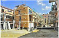 54 neue Wohnungen der Wohnungsbaugenossenschaft
