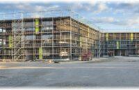 Der Neubau der Eichendorffrealschule