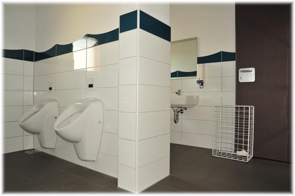 Neue Sanitärräume in der Grundschule Bietingen
