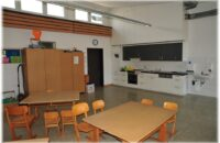 Betreuungsraum in der Schule in Bietingen