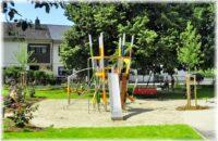 Spielplatz Thurgauer Platz attraktiv gestaltet