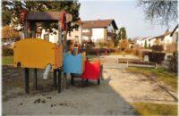 Der Spielplatz in der Kirchstraße bekommt im Jahr 2012 neue Spielgeräte.