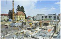 Innenetwicklung aus einem Guss: Bebauung des Areals Villa Graf