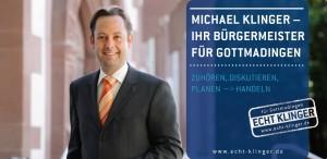 Titelbild Karte: Michael Klinger – Ihr Bürgermeister für Gottmadingen